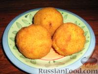 """Рисовые """"Апельсинки"""" с соусом Рагу   (Arancini al ragu)"""