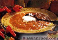 Тыквенный суп-пюре с анисом