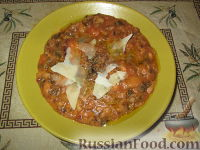 Овощной суп-похлебка Риболлита (Ribollita)