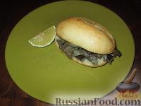 "Бутерброды ""Палермитанские"""