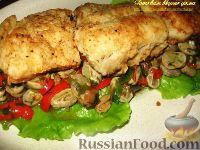 Рыба на бобах