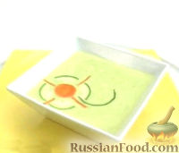 Кабачковый крем-суп