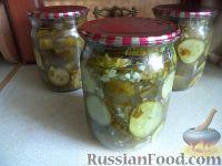 Салат из огурцов «Аппетитная закусочка»