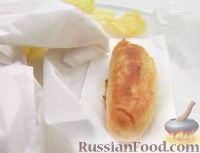 Жареные булочки с начинкой