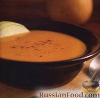 Тыквенный суп-пюре с грушей