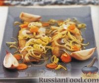 Маринованная селедка с луком