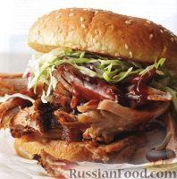 Бургеры со свининой
