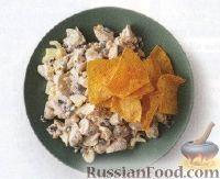 Картофельный салат в мексиканском стиле