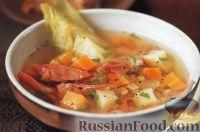 Ирландский суп из свинины