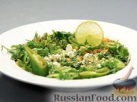 Эскитес - салат из кукурузы