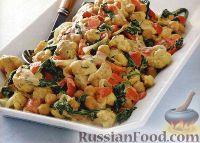 Овощи под соусом карри