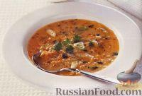 Тайский чечевичный суп