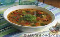 Суп с цуккини