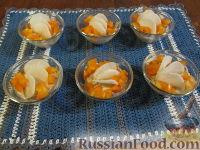 """Закуска из тунца и сыра """"Стаканчики""""-2"""