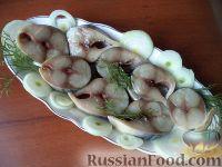 Скумбрия  (и ставрида) соленая