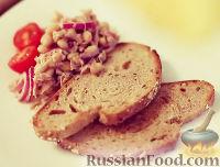 Салат из фасоли и тунца