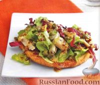 Бутерброды с консервированными сардинами
