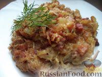 Солянка из квашеной капусты и мяса