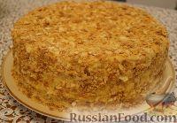 Торт Наполеон (мягкий)