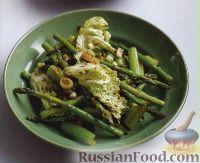 Овощи карри стир-фрай